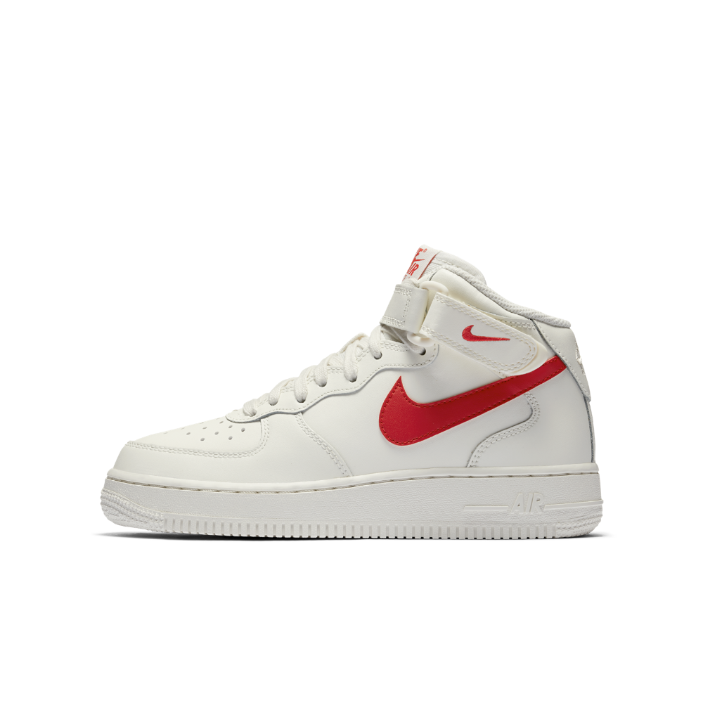 d71b415101 Air Force 1 Mid 06 Big Kids' Shoe | Products | Air force 1 mid, Nike ...