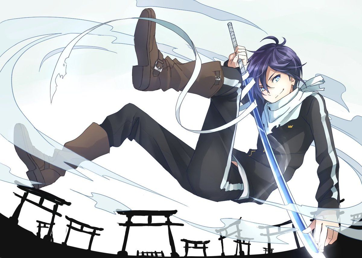 yato Búsqueda de Twitter (With images) Noragami anime
