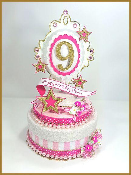 American Girl Cake Topper Keepsake Box Image Birthday Parties