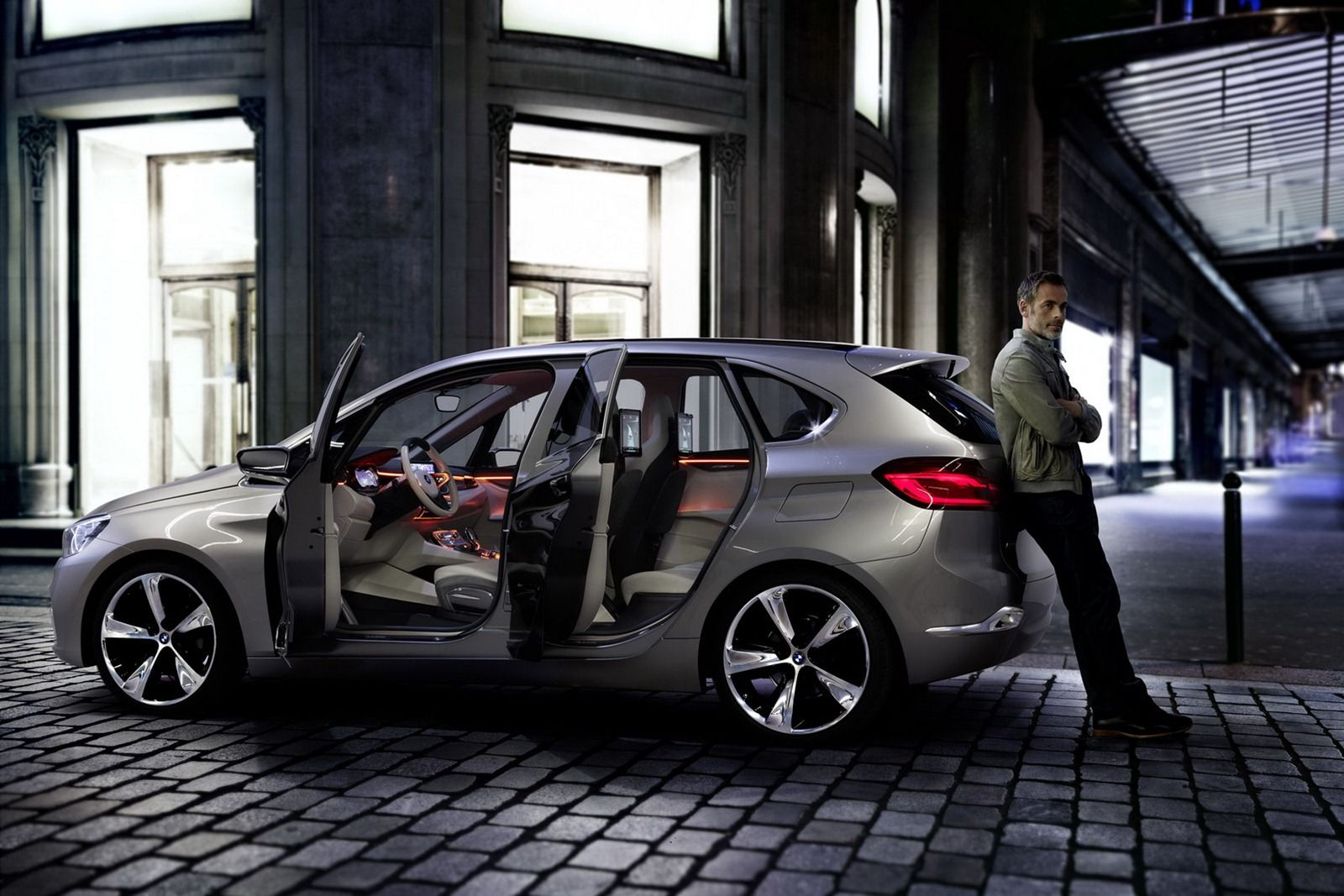BMW Active Tourer Concept | Cars | Pinterest | Cars auto, BMW and Cars