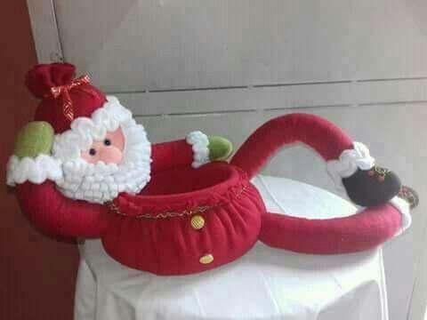 Adornos navideños decoración Pinterest Navidad, Manualidades