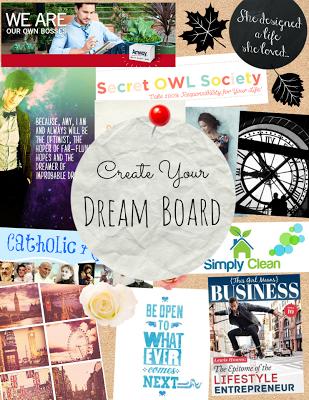 Create A Dream Board Using Picmonkey Pinterest Board Create
