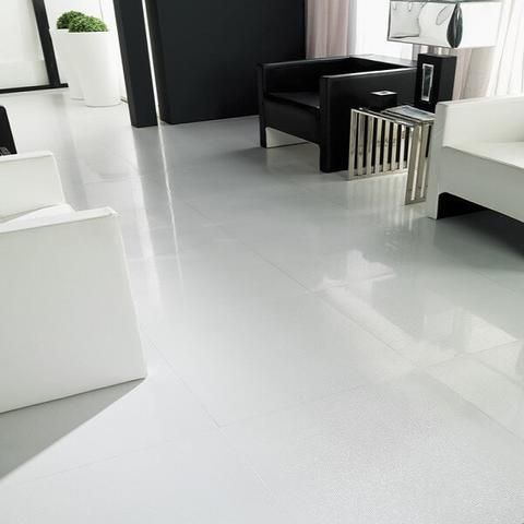 tibet large white floor tiles in striking home - Large White Kitchen Floor Tiles