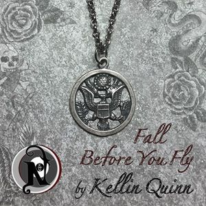 Image of Fall Before You Fly NTIO Necklace by Kellin Quinn