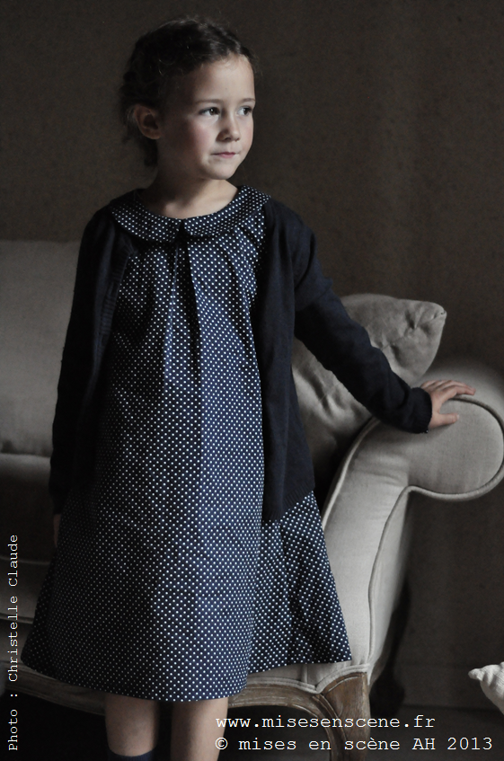 Image Of Robe Colette Well Dressed Kids Kids Outfits