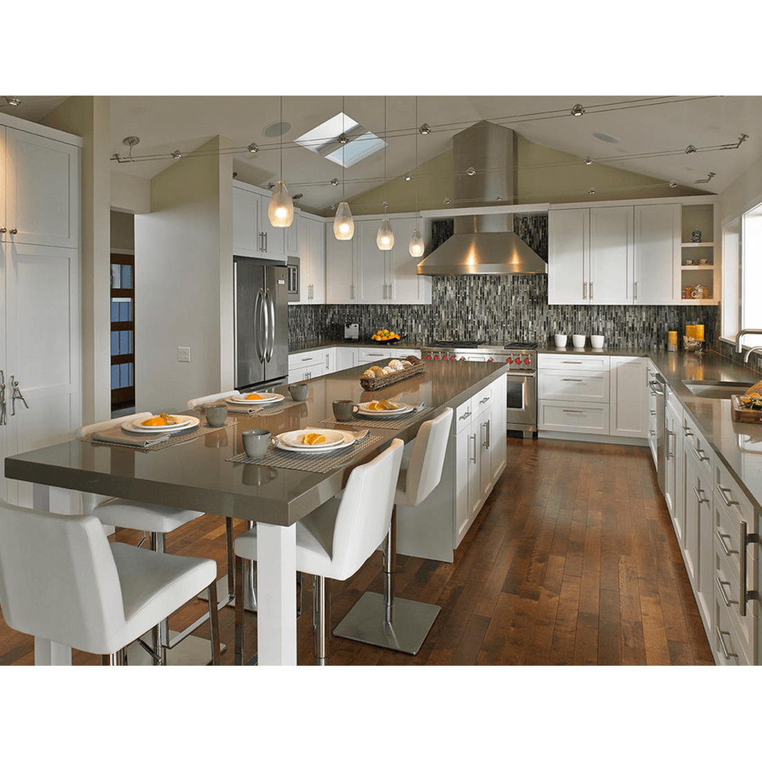 Kitchen Island That Connected With Dining Table Yay Or Nay Rumahkukitchen Kitchen Island With Bench Seating Modern Kitchen Island Narrow Kitchen Island