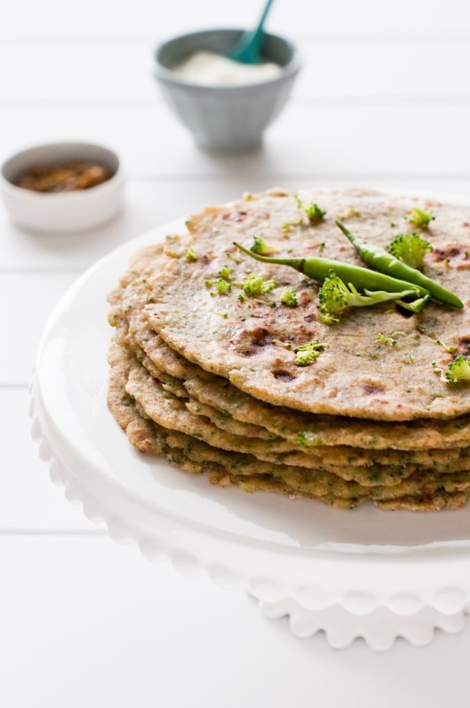 Indian flatbread/paratha made with a delicious twist :)