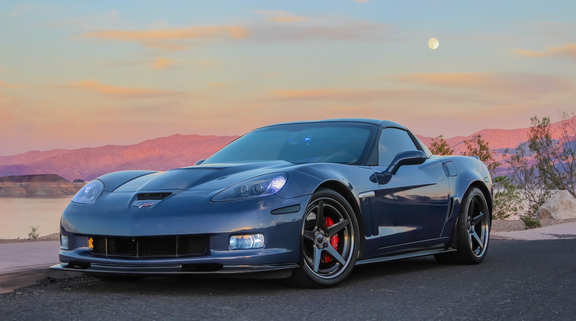 Brian's C6 Corvette Grand Sport 4LT is equipped with a ZR1