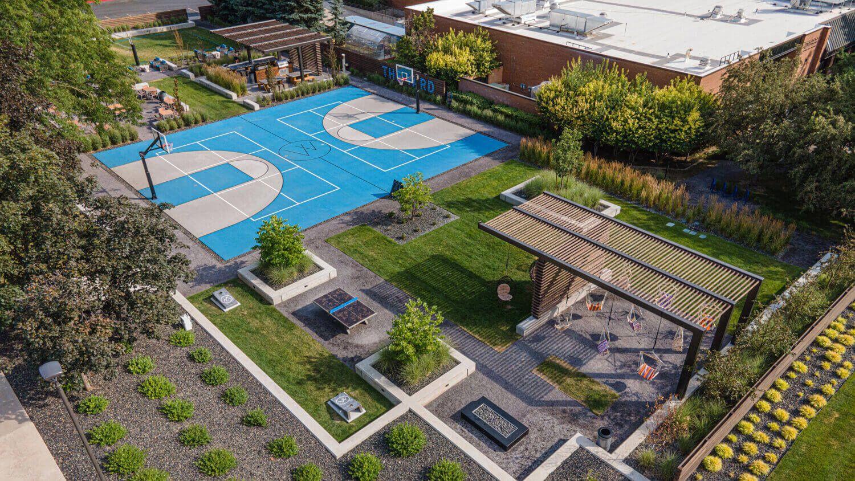 The Yard Case Study Loftsixfour Outdoor Real Estate Outdoor Living