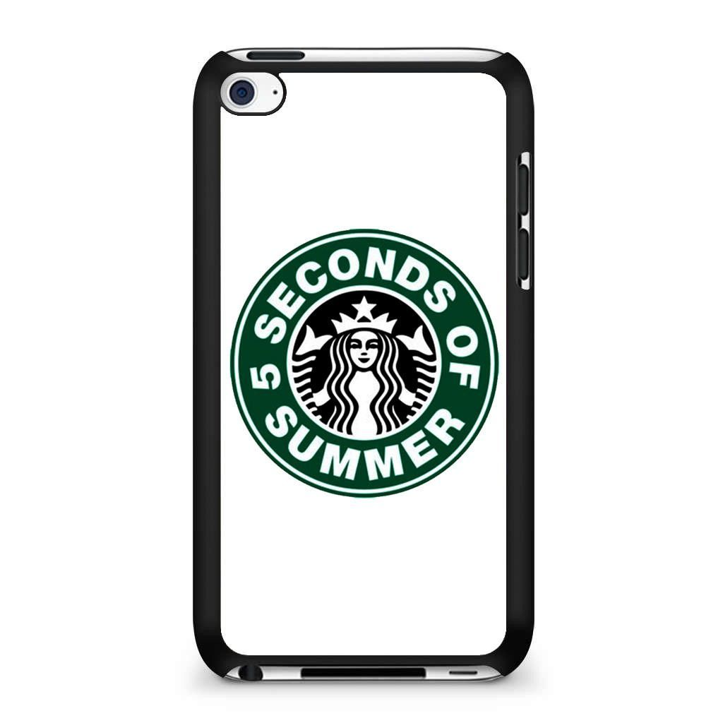 5SOS Coffe iPod Touch 4 Case