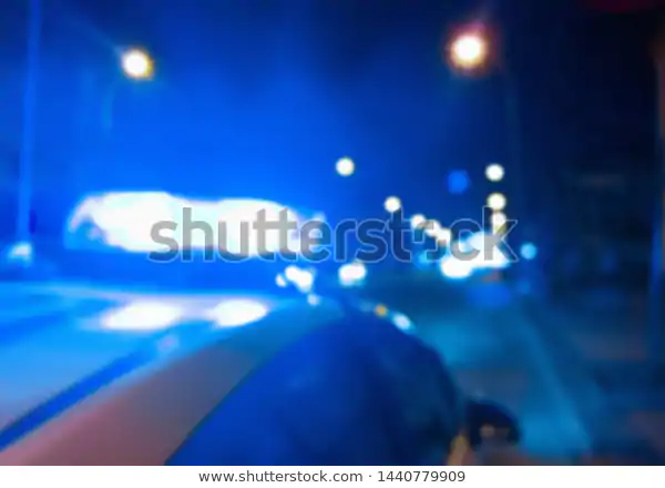 Abstract Blurry Image Police Car Lights Stock Photo Edit Now 1440779909 Police Car Lights Police Cars Car Lights