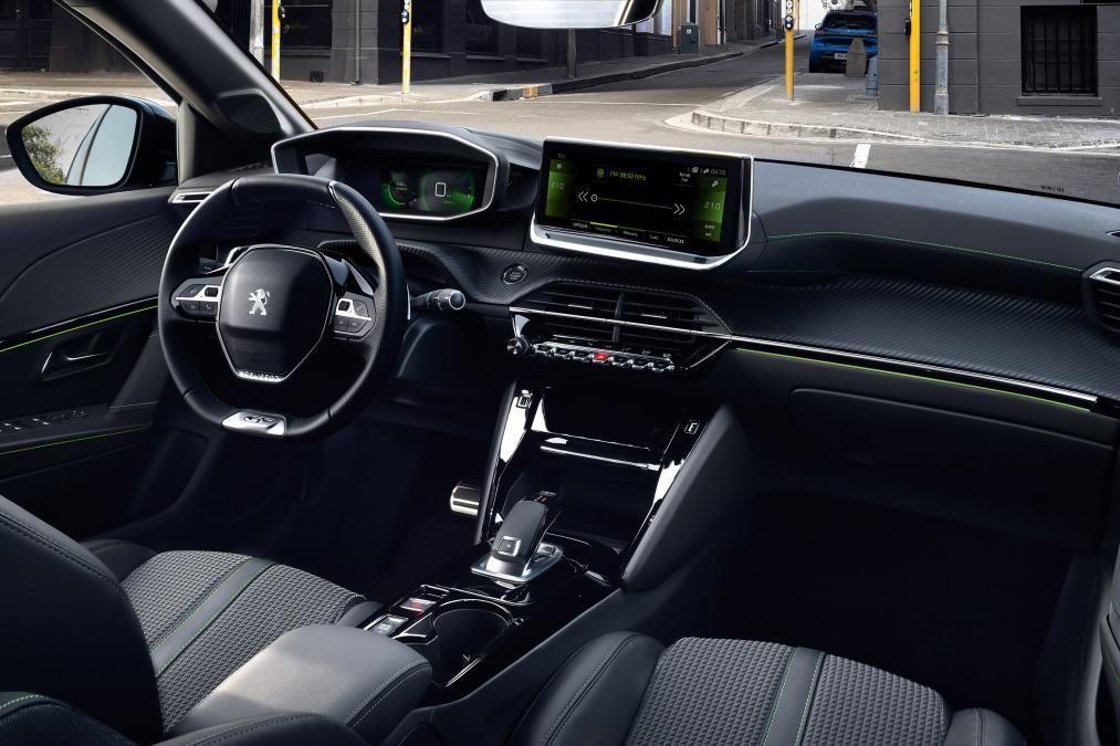 Peugeot 208 Dash Peugeot Volkswagen Passat Vw Passat