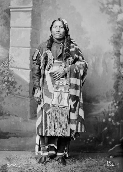 UTE INDIAN FEMALE | Category:Utah Indian Tribes | Learn ...