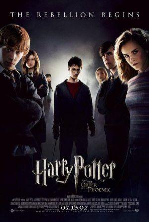 Harry Potter And The Order Of The Phoenix Harry Potter Ve Zumruduanka Yoldasligi 2007 Izle Tafdi Com Film Harry Potter Film Afisleri