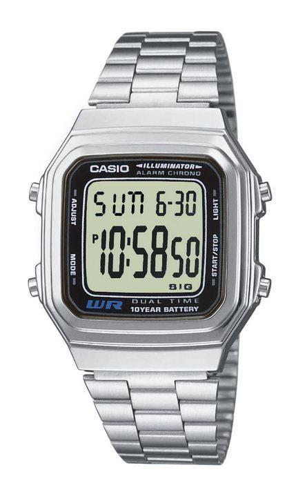1aesMis Relojes Hombre Reloj Crono Digital Casio A178wea XZwPiTOkul