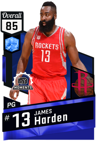 6837655b4ad James Harden against the Lakers on October 26th (L)   37 min