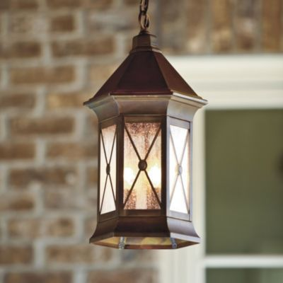 Oxford outdoor pendant lighting ballard designs