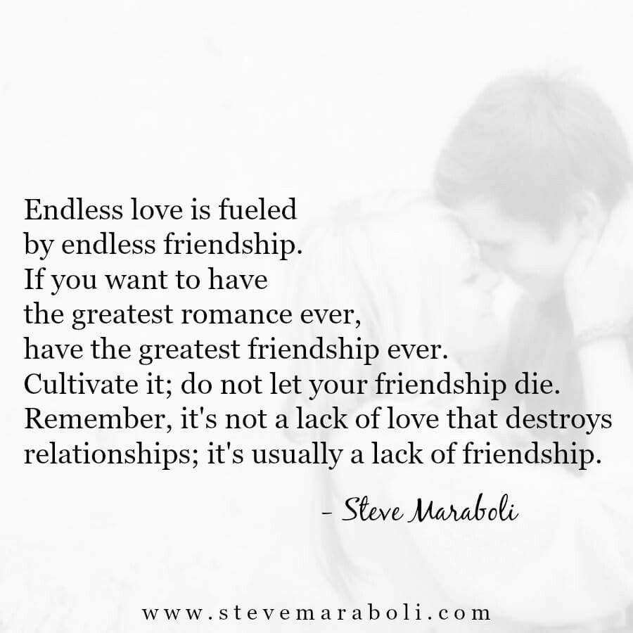 Endless Love Quotes Endless Love Is Fueledendless Friendship  Relationship Rules