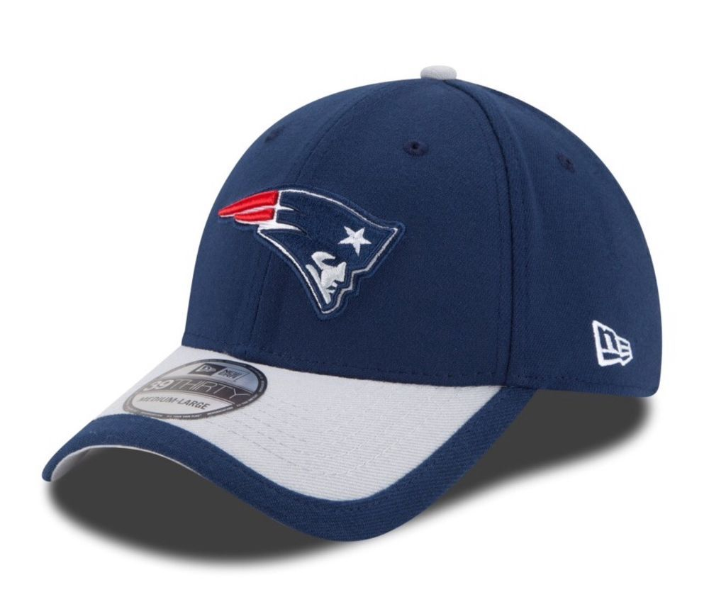 a068542c03437d New England Patriots New Era 39Thirty Men's Sideline M/L Flex Fitted Cap Hat  #NewEra #NewEnglandPatriots