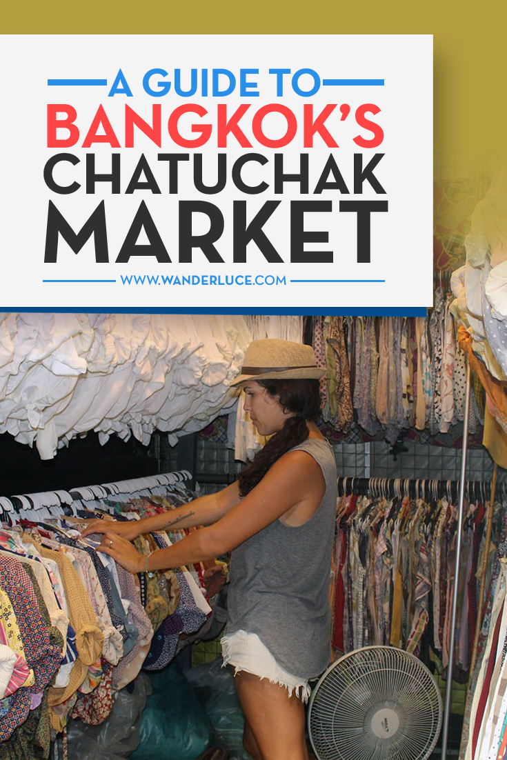 Anyone who knows me knows this to be true: I hate shopping. Well, there are obviously exceptions to this statement; like an exhilarating trip to the weekend market known as Chatuchak. Click here to find out all about it.