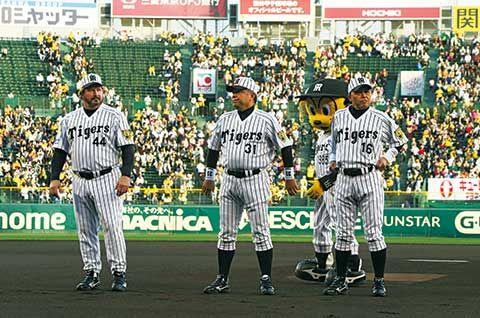 Photo of 阪神タイガース80周年企画 「レジェンズデー第1弾」レポート – 週刊ベースボールONLINE