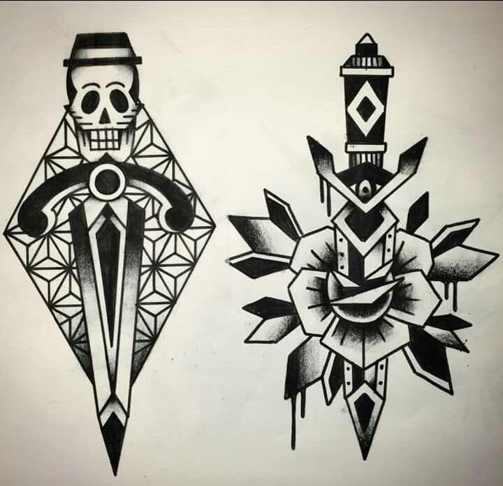 Tatuaje Americano Tradicional pinjeffrobertavon on wall art | pinterest | tatuajes, tatuajes