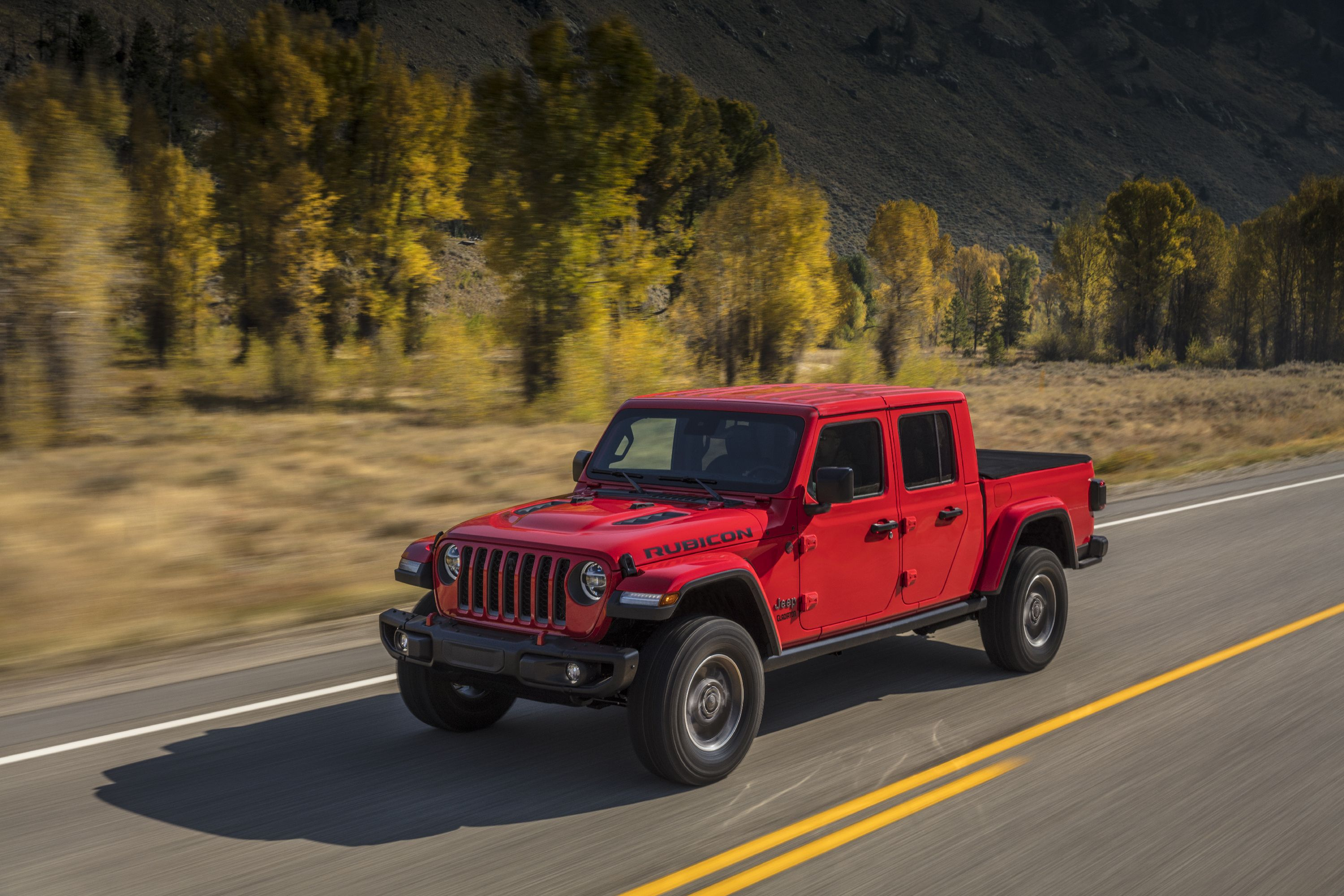 2020 Jeep Gladiator First Look Jeep Gladiator Gladiator Jeep