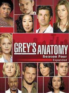 مشاهدة مسلسل Grey S Anatomy الموسم الرابع كامل مترجم مشاهدة اون