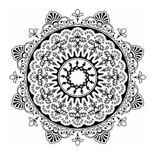Mandala-Zauber: Fantastisches zum Ausmalen | mandela | Pinterest ...