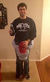 Jerry Sandusky Halloween outfit