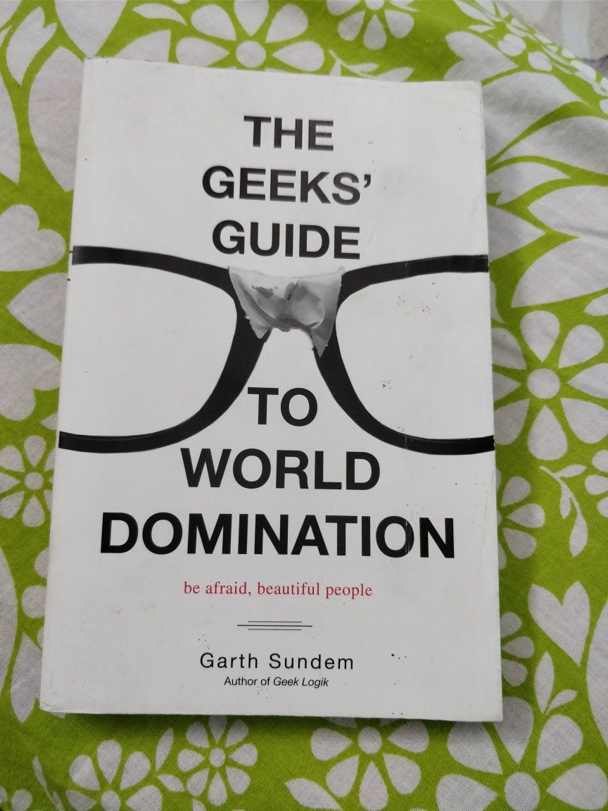 Guide to world domination #6