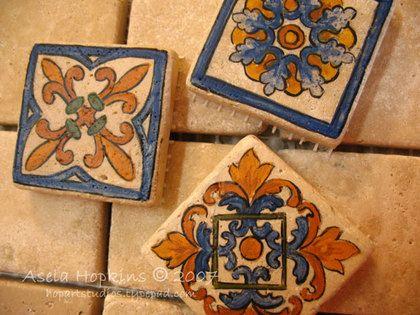 italian tiles - Google Search   kitchen tile ideas   Italian tiles