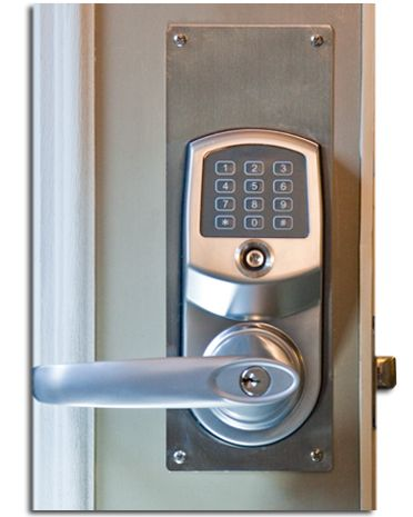 $329.99 PERFECT FOR BUSINESS: IButton Eternity E4: Keypad / Combination Entry  Door Lock Heavy Duty Commercial Grade