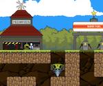 Juega gratis a Mega Miner en juegosfriv14.com, taladra el suelo en búsqueda de oro, hierro, diamantes para venderlos y conseguir dinero para mejorar tu taladradora.