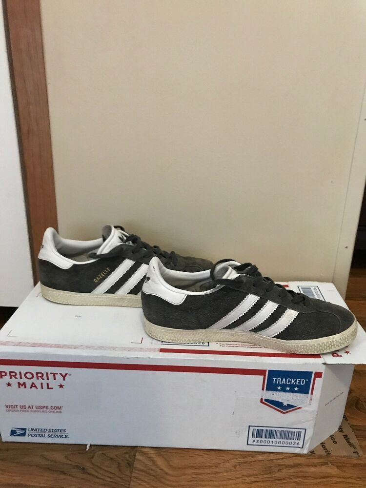 Adidas Gazelle Black Suede YOUTH Big Kids Boys Girls Sneaker Size 4   fashion  clothing  shoes  accessories  kidsclothingshoesaccs  boysshoes  (ebay link) 155585cd046