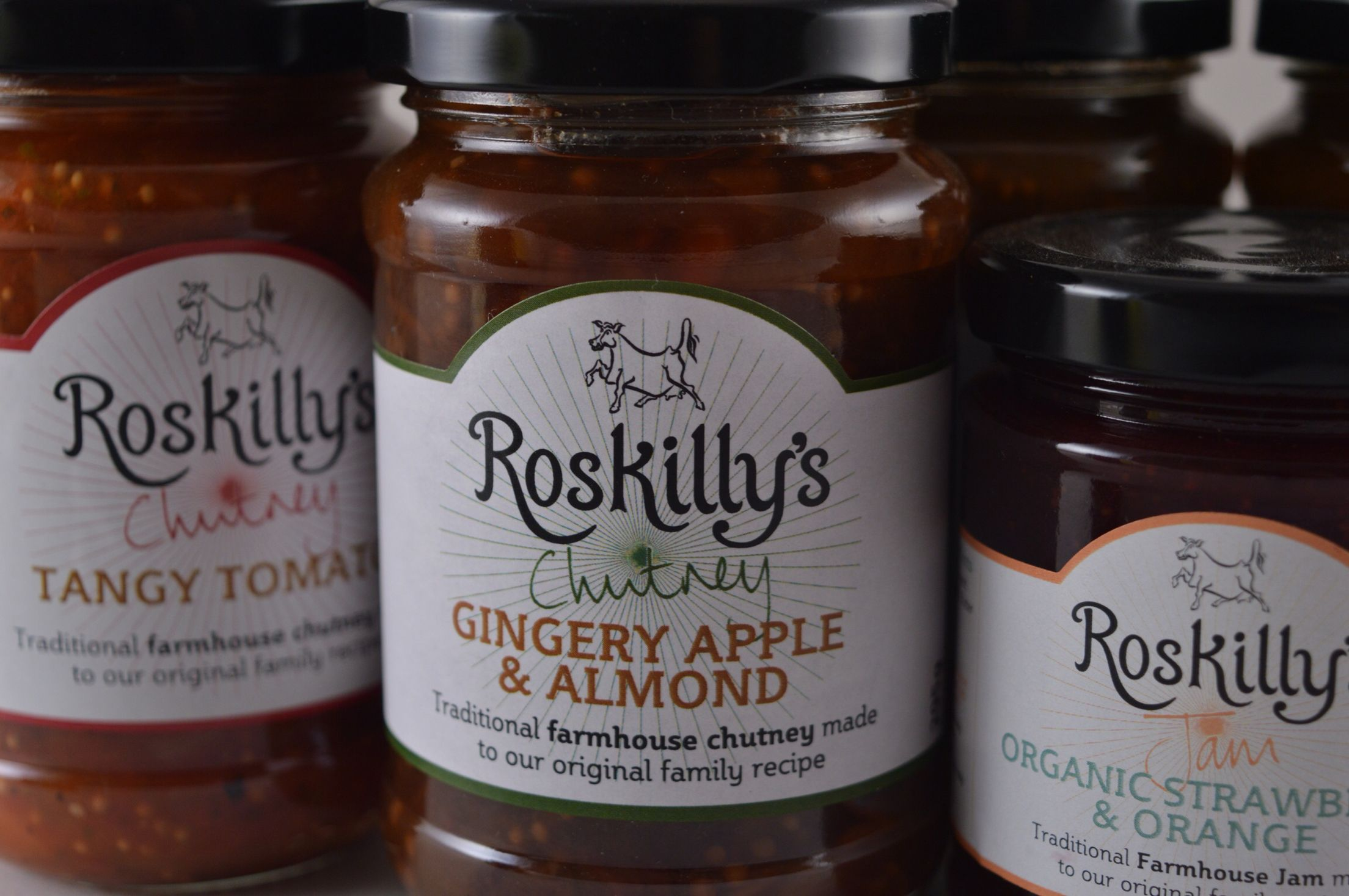 Love Chutney? Then check out this divine chutney from Roskilly's.
