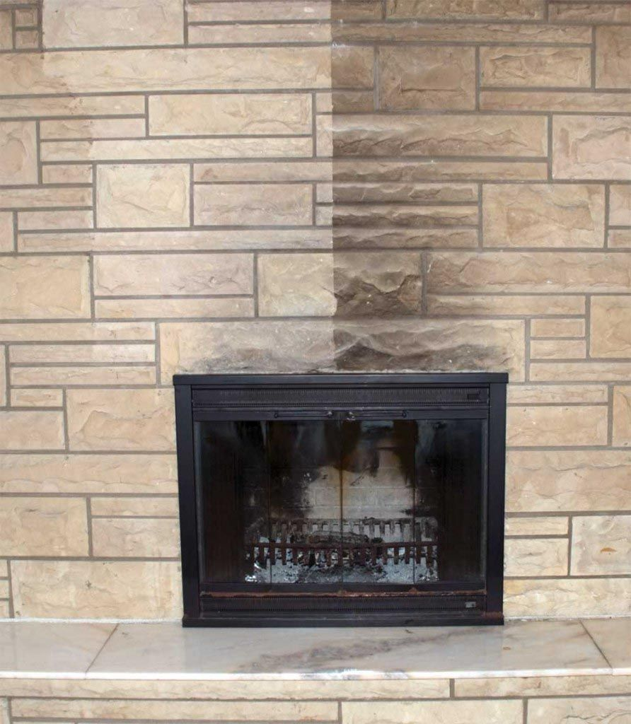 Sensational How To Clean A Limestone Fireplace Surround Fireplace Download Free Architecture Designs Viewormadebymaigaardcom