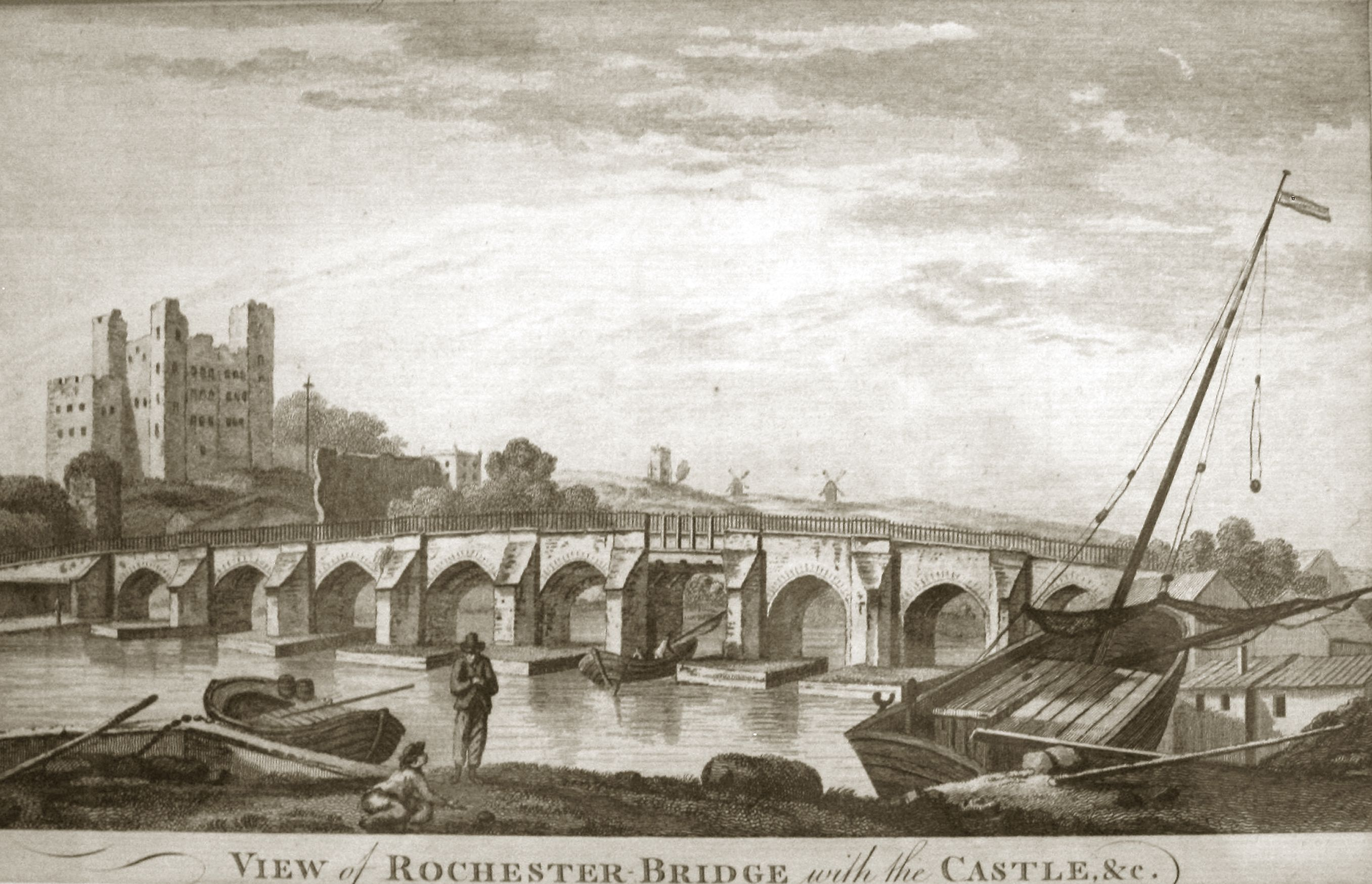 The Rochester Bridge Trust rochesterbridge on Pinterest