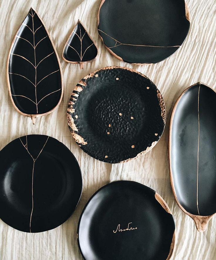 Handmade Plates by Julia Pilipchatina. #p_roduct  #product #productdesign #ha