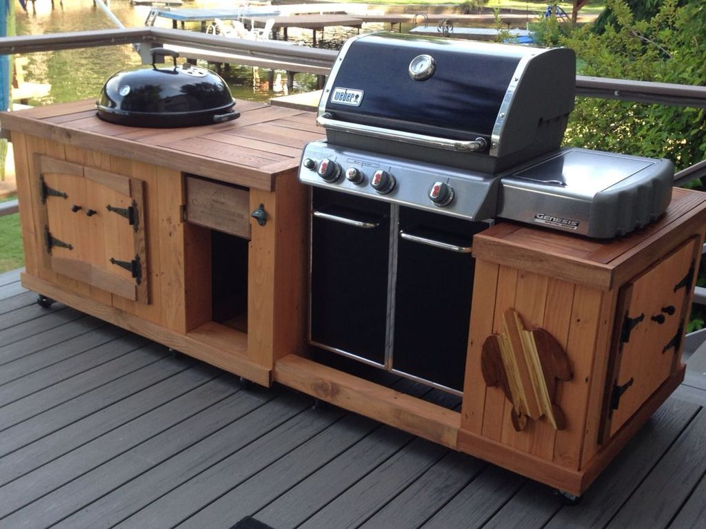 48 The Best BBQ Grill Design Ideas For Your Backyard And Patio ...