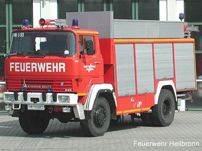 über Google Auf Feuerwehr Heilbronn De Gefunden Feuerwehr