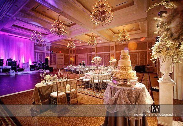 Waldorf Astoria Orlando Wedding Lighting By Kaleidoscope Event Photo Nu Visions