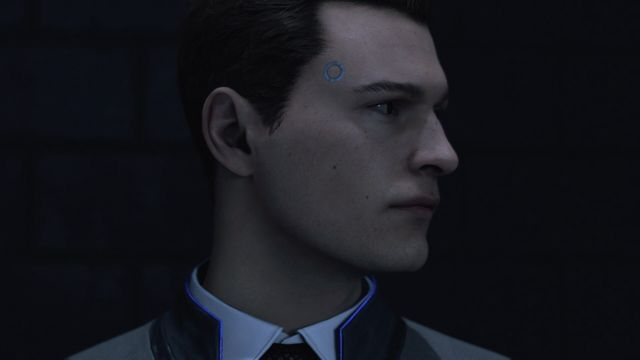 detroit: become human #dbh #detroitbecomehuman #connor