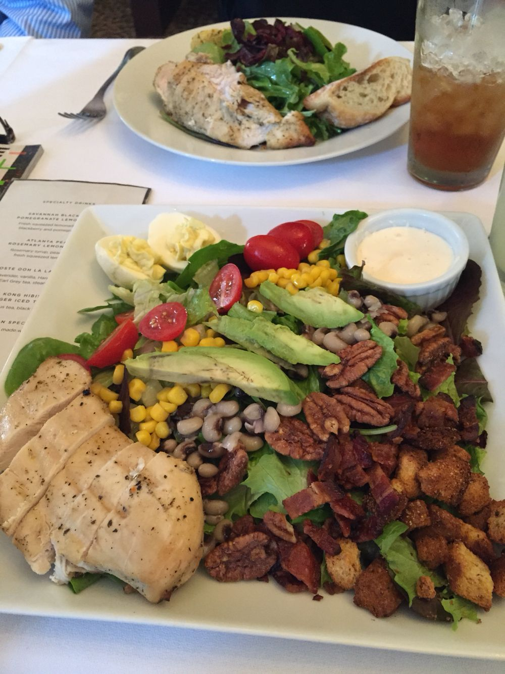 Gryphon Cafe In Downtown Savannah Is Perfect For A Lunch Date With Friends Or Coworkers