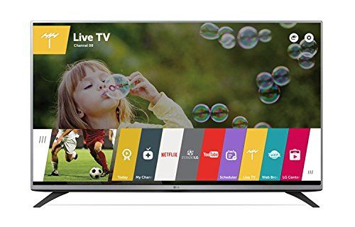 LG 43LH595T 109 cm (43 inches) Full HD LED IPS TV (Black) just for Rs. 39990.0 on Amazon.in