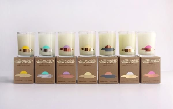 Wary Meyers Candles