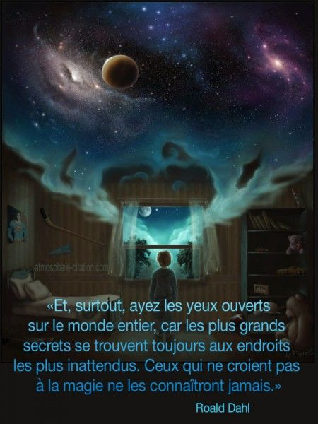 La magie est partout texte en francais pinterest les - Coup de gigot roald dahl texte integral ...