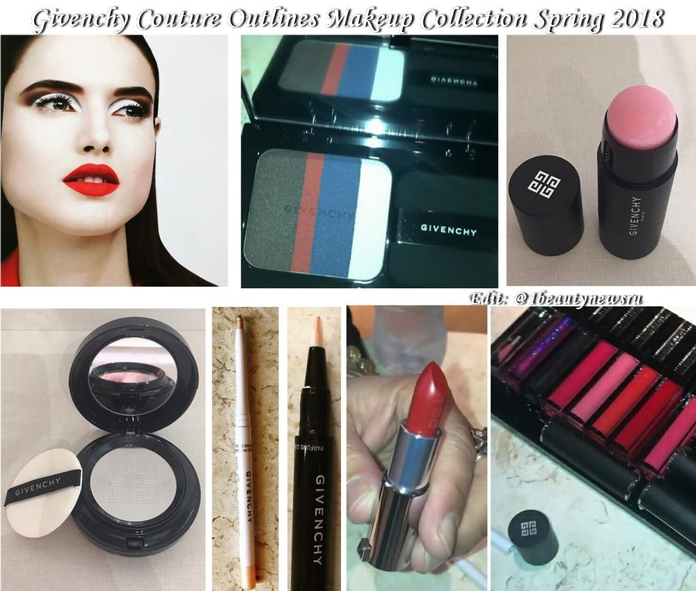Givenchy Superstellar Fall 2019 Makeup Collection