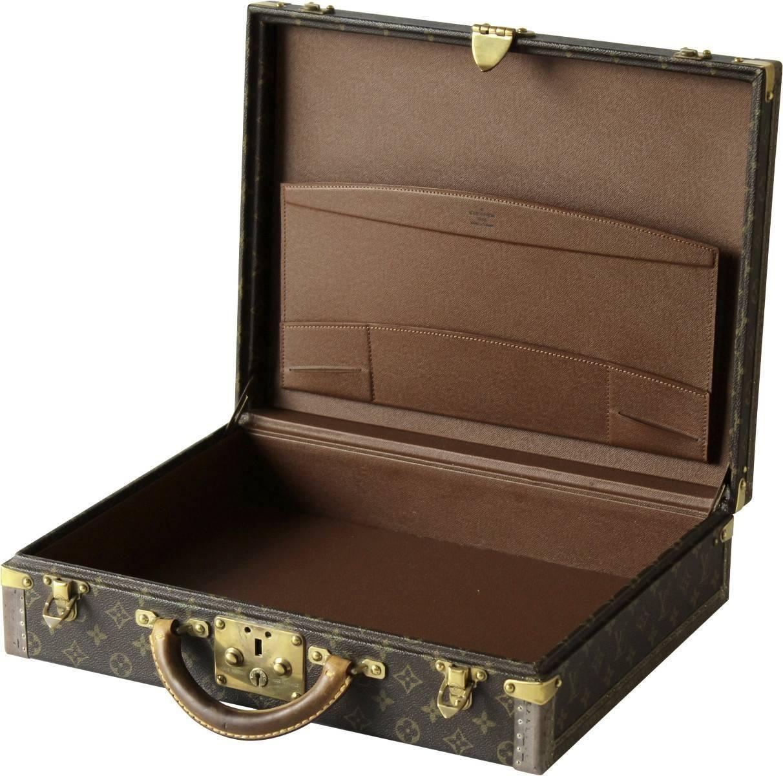 37600e4549cc 1960s Vintage Louis Vuitton President Briefcase in 2019