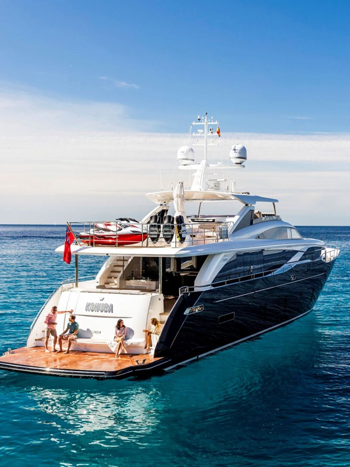 Princess 30m Princess Yachts The Man Yachts Yacht Boats